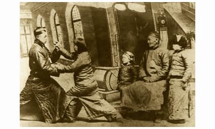 Laboratorio di Yi Quan la boxe dell'Intenzione